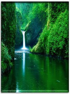 Samsung corby themes wallpaper download - beautiful waterfall