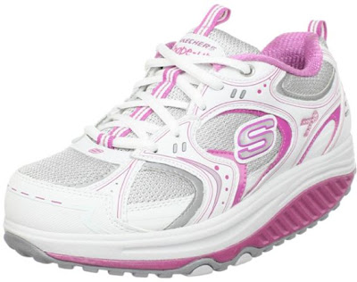 Get Shape With Skechers Shape-ups and Kim Kardashian