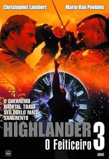 Highlander III – O Feiticeiro Dublado 1994