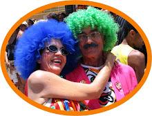 A vida é um carnaval