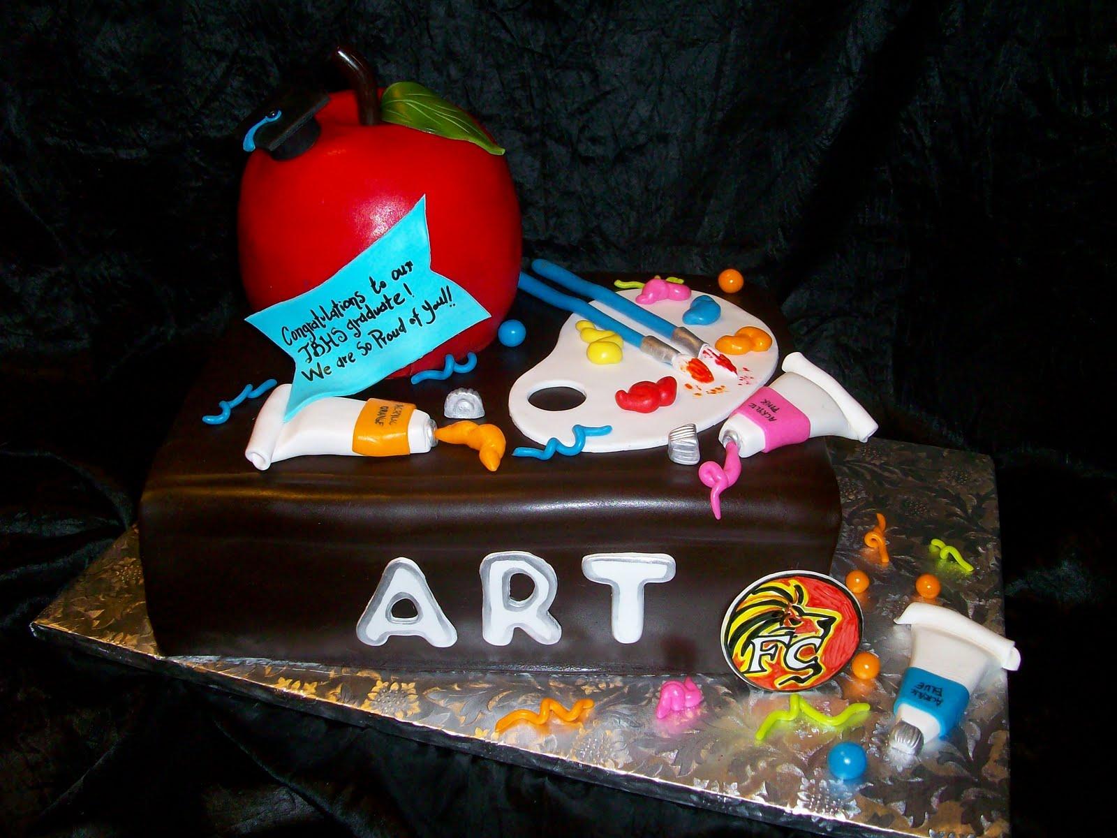 Cake Artist School : Sandra s Cakes : Jun 18, 2010