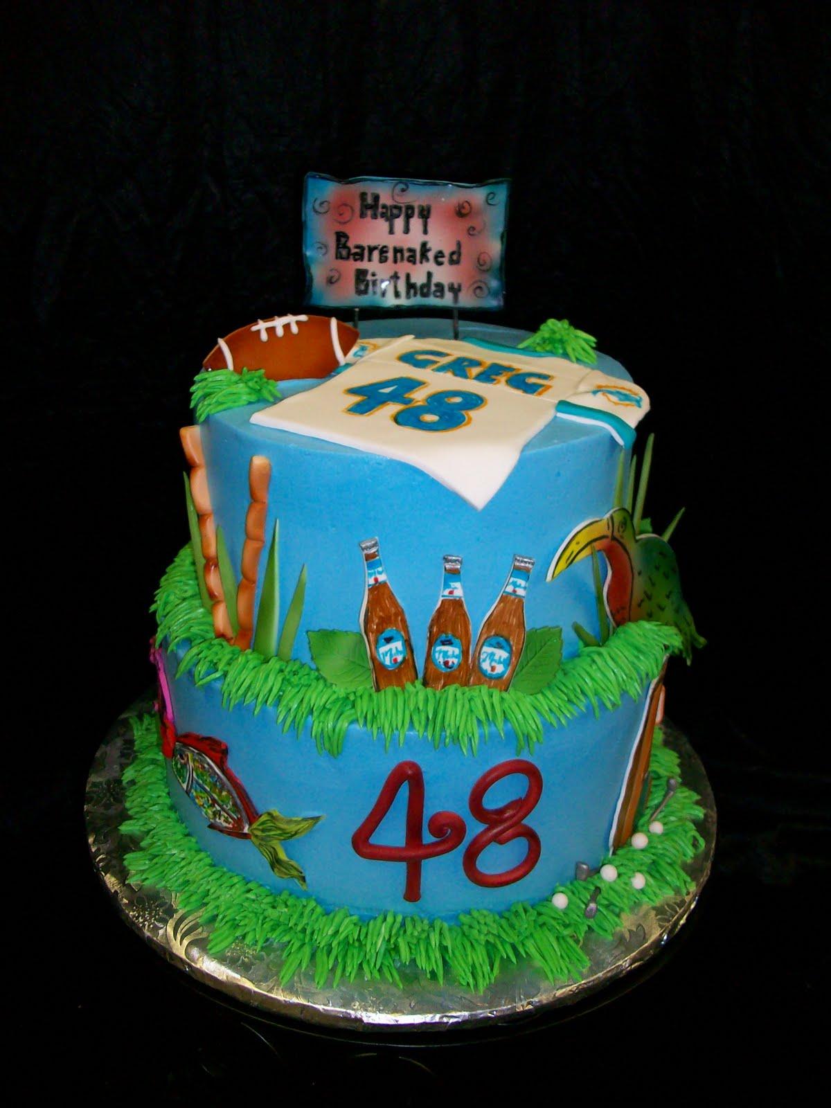 U Of Miami Cake Idea