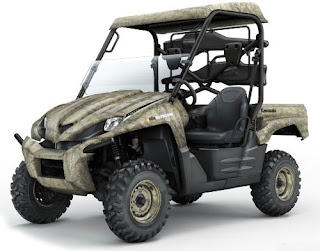 2008 Kawasaki Teryx NRA review