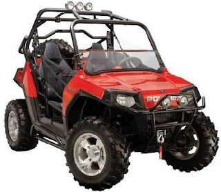 2008 Polaris Ranger Rzr review
