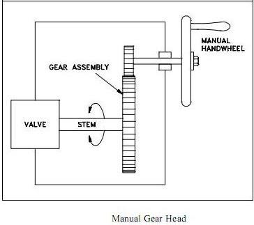 Manual Gear Head