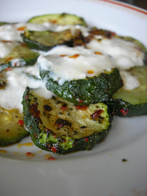 This is a recipe my mom and I used to enjoy for lunch during hot summer days Baked Zucchini (Fırın Kabak)