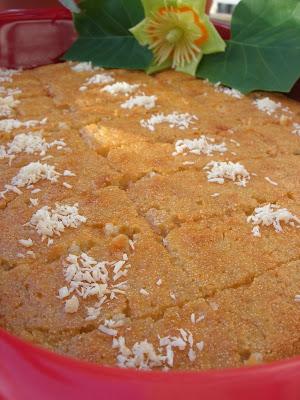 Damascus Dessert (Şam Tatlısı)
