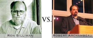 Ron Silliman vs. Robert Archambeau: Argumentative Public Poets