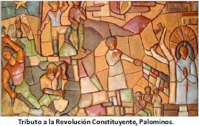 Tributo a la revolución constituyente