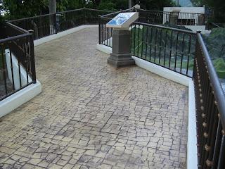 Enconcreto usos del concreto estampado for Cemento pulido costo