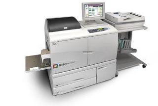 The worlds fastest Inkjet Color Printer