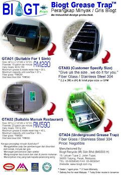Alat Perangkap Minyak (PMB)