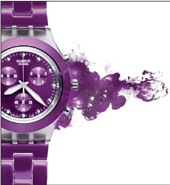 Collection Swatch Watches Swatch Full Blooded Collection