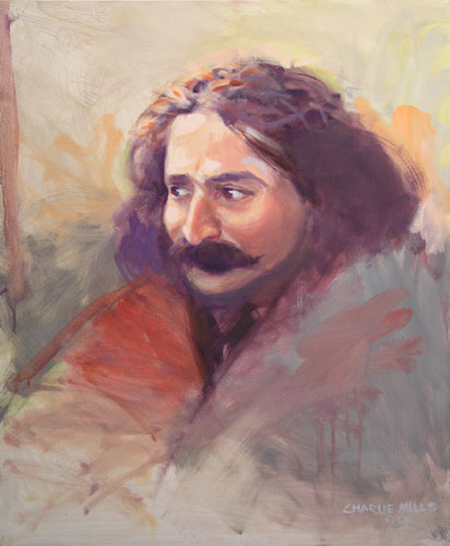 MEHER: Baba Paintings