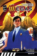 The Megas Issue 1 Cover