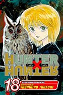 Hunter x Hunter volume 18