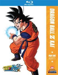Dragon Ball Z Kai Blu-ray