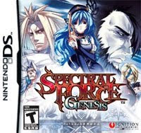 Spectral Force Genesis on DS