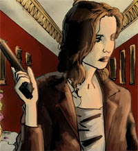 The Prisoner online graphic novel