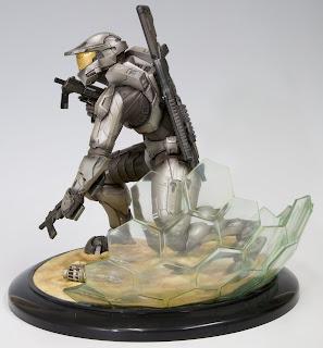 Kotobukiya Halo 3 Steel Spartan 5