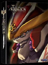 Aquarion Volume 2 DVD Boxset