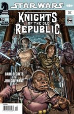 Star Wars: Knights of the Old Republic #29 - Exalted Part 1