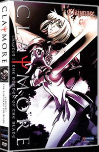Claymore DVD Volume 1