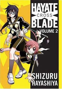 Hayate Cross Blade volume 2 manga