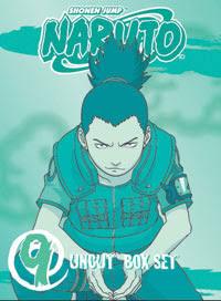 Naruto Uncut Box Set 9