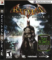 Batman: Arkham Asylum on PS3