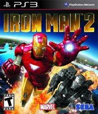 Iron Man 2 on PS3