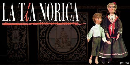 "Compañía de títeres ""La Tia Norica"" Cádiz"