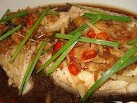 STEAMED MA-YAU FISH