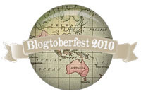 I'm Participating In Blogtoberfest