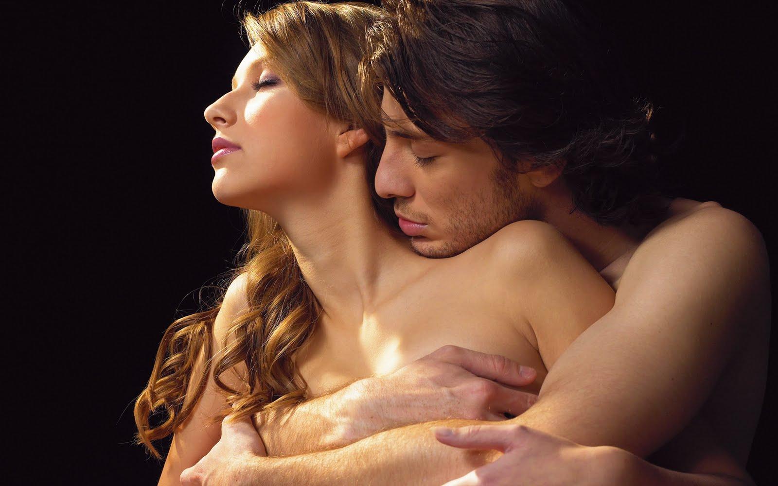 Hot Kissing Romantic Kiss