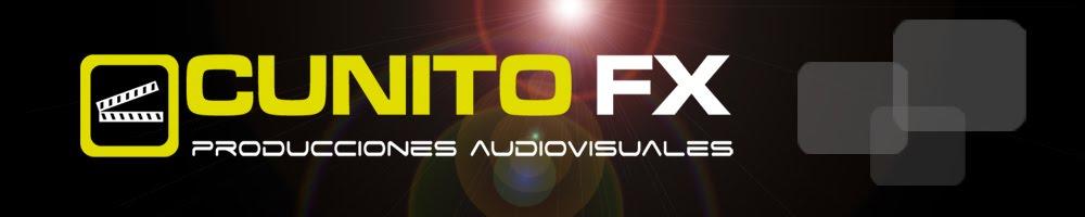 CUNITO FX PRODUCCIONES AUDIOVISUALES