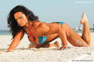 smartest female bodybuilders