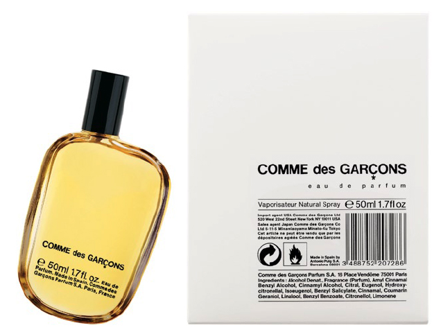 commes des garcons brand By 1969 she was producing clothing under the label comme des garçons, and in 1973 she formed a limited company the moniker was typically enigmatic named after the.