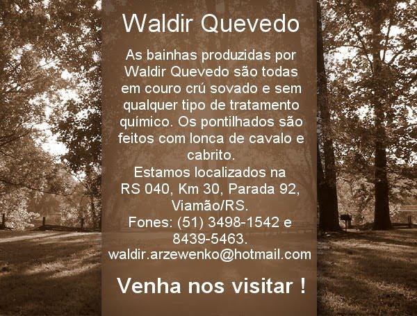 Waldir Quevedo