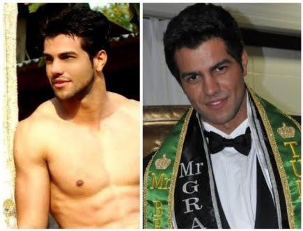 Mister Brasil Tur 2010 é presença confirmada no Mister Paraíba Tur 2011