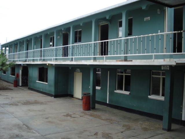 Dormitorios y Talleres Area Juvenil