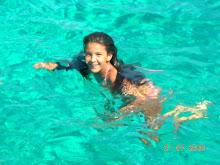 Tuffo nelle splendide acque della Sardegna