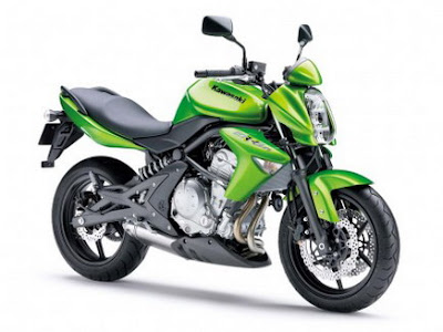 kawasaki motorcycle - Kawasaki ER6  ER6F