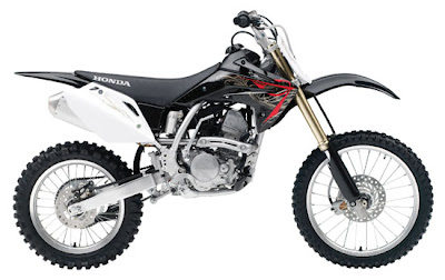 HONDA Motocross/Competition - 2009 Honda Motorcycle Models  2009 Honda CRF150RB Expert