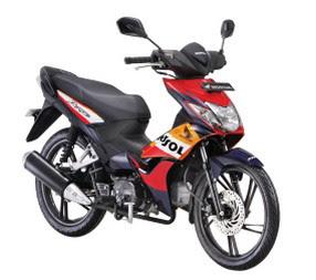 new honda model Honda Blade 110R style
