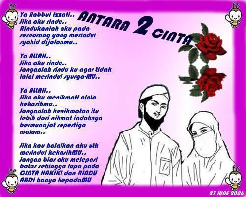 wallpaper kartun muslim. wallpaper kartun islam. lagu