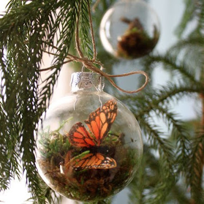 terrarium christmas ornaments ideas
