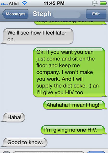 Funblog funny text messages not the best gift m4hsunfo