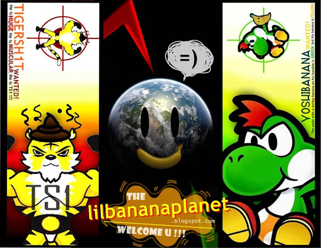 D'lil Banana Planet