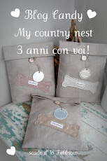 Blog candy di My country nest